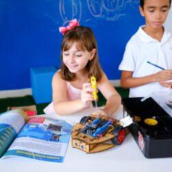 Robotica nas escolas
